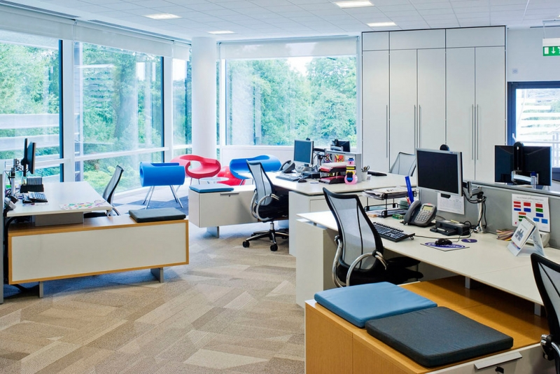 Tips for Designing and Laying Out Your Office Space